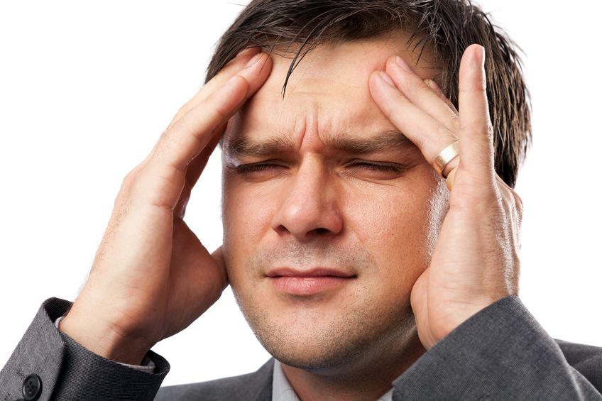 hoofdpijn en nekpijn